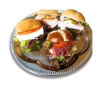 Bauen Sie Ihr eigenes Sandwich