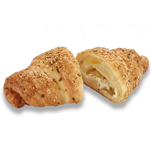 Puten-Frischkäse-Croissant